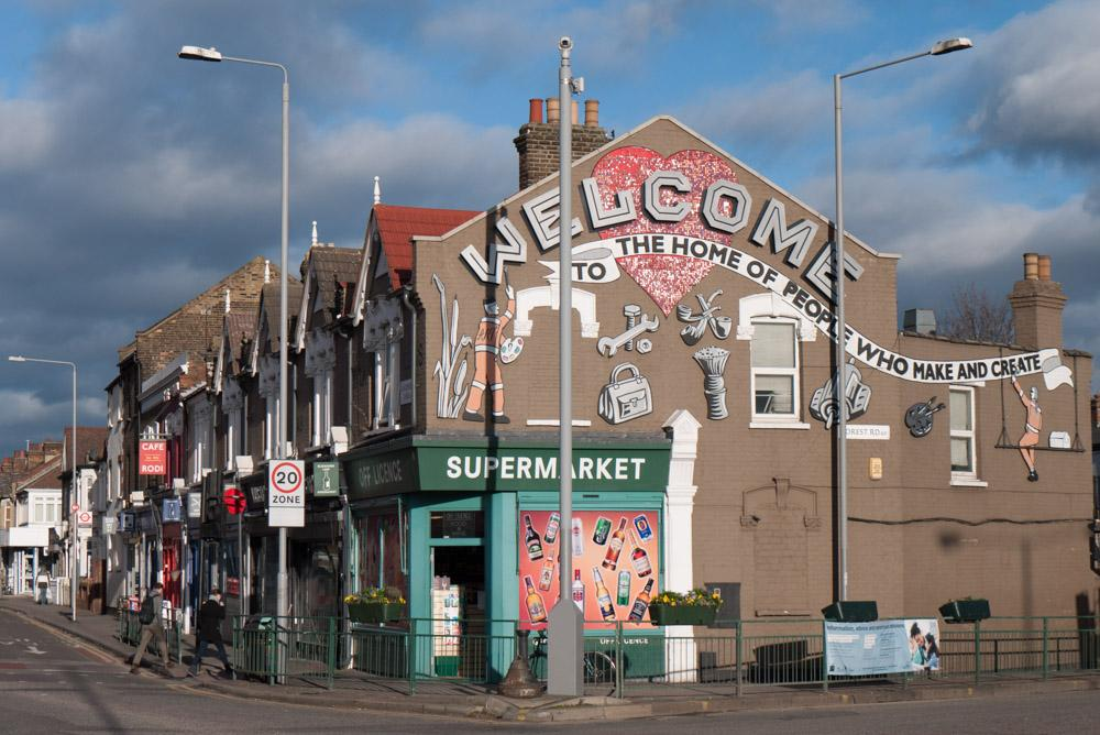 Walthamstow — Stow Brothers