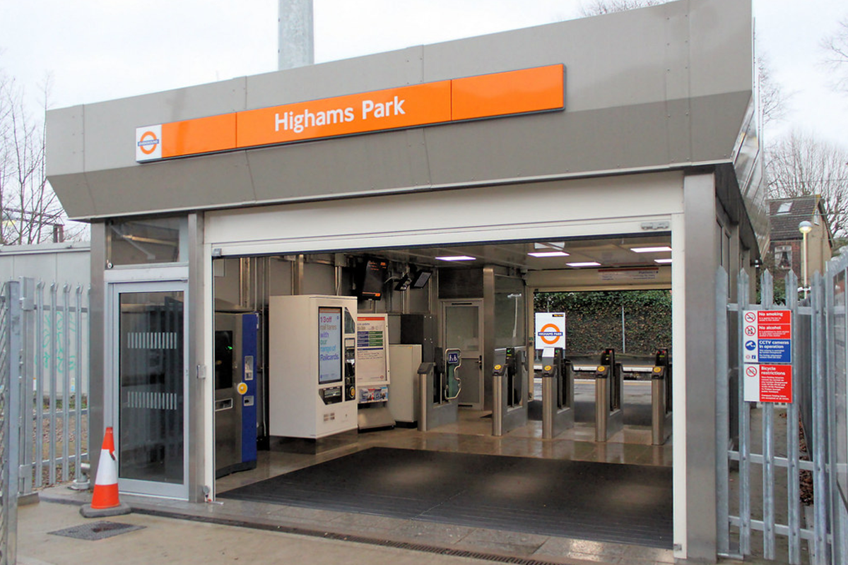Highams Park — Stow Brothers
