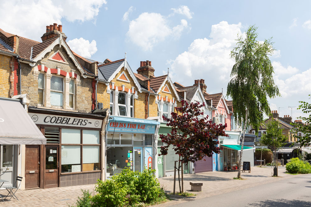 Murchison Road, Leyton — Stow Brothers